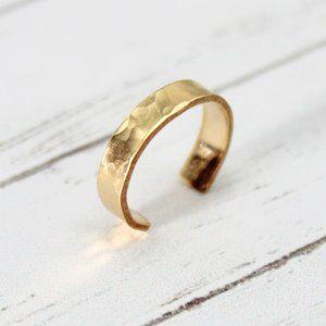 14K Gold Filled Ear Cuff for Non-Pierced Ears